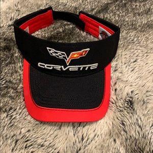 Adjustable Corvette visor